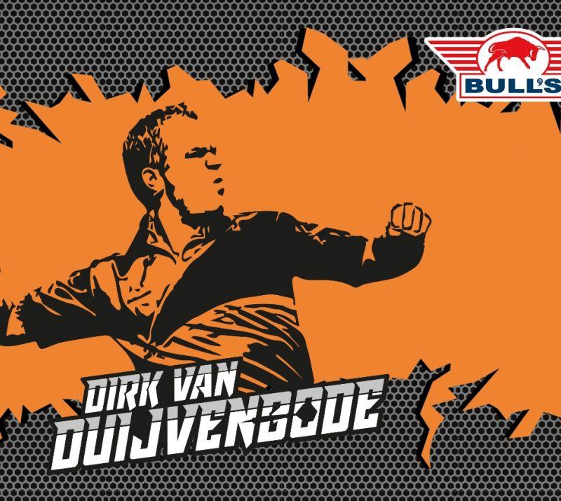 Dirk van Duijvenbode wint online 'wk' darten!