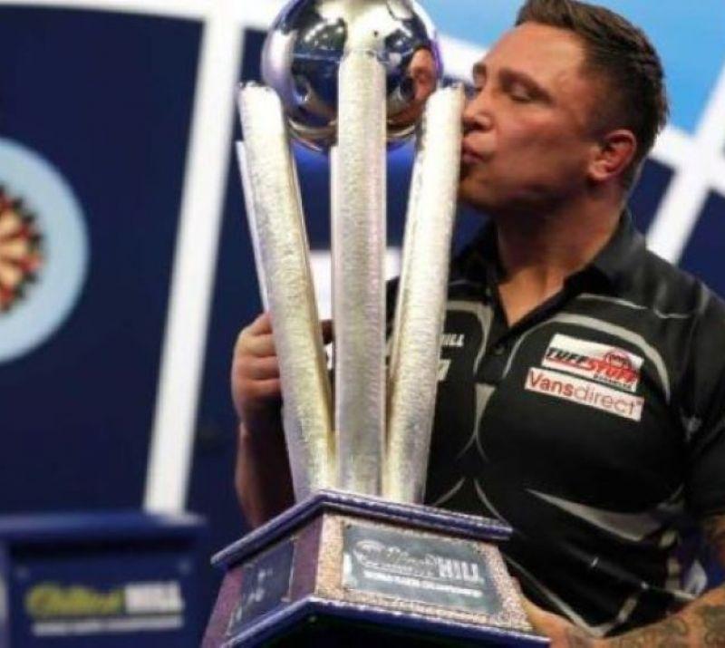 Gerwyn Price Wereldkampioen Darts